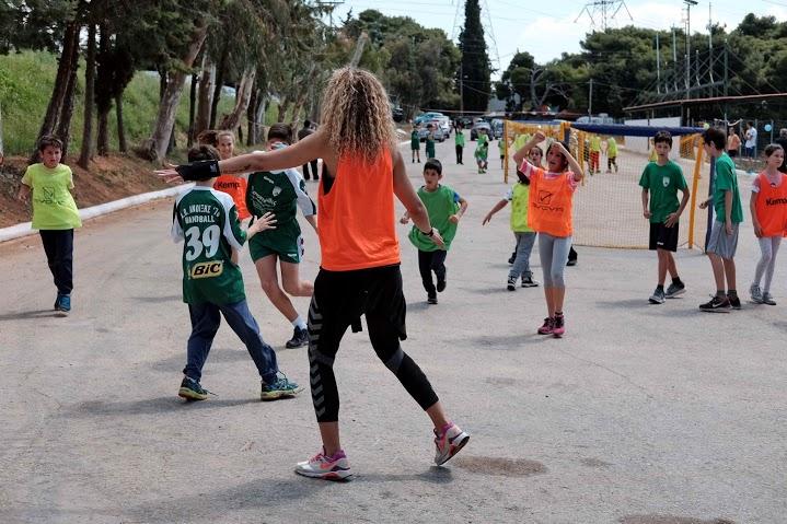 341 Greece 2nd Street Handball Διονύσου in Kryoneri1