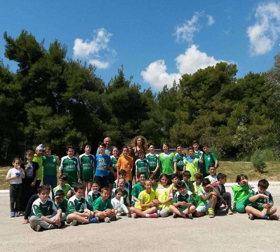 341 Greece 2nd Street Handball Διονύσου in Kryoneri5