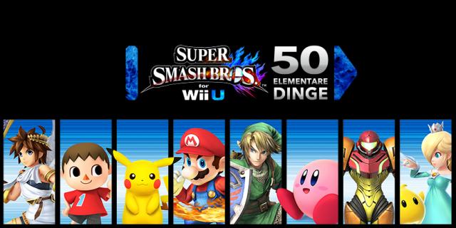 Super Smash Bros. for Wii U Nintendo Direct