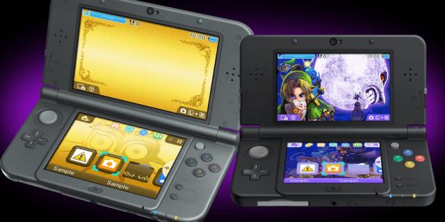 Majora's Mask 3DS Designs