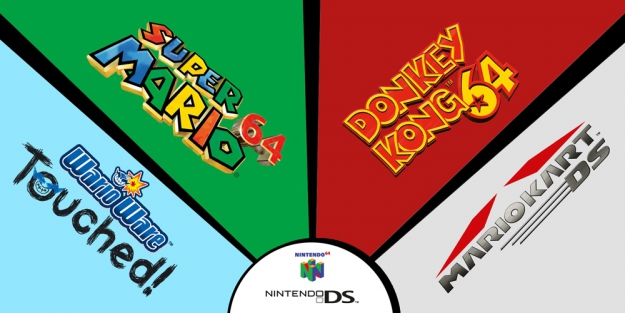 N64 & DS Virtual Console