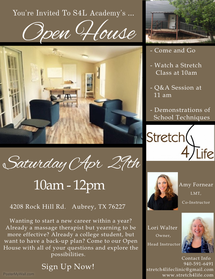 S4L Academy Open House