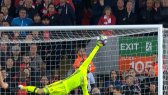 the most exciting moment for United happened at the wrong end at Anfield