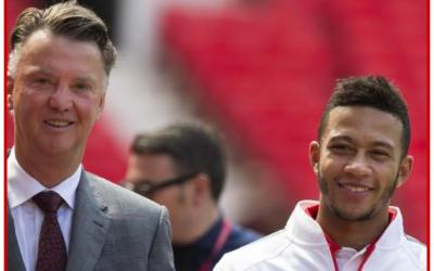 Memphis Depay at a crossroads in his Man United career