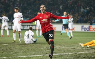 Cold comforts from a Manchester United victory in chilly Odessa