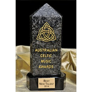 Australian Celtic Music Awards Best New Talent 2014