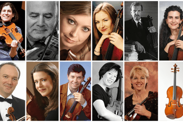 11 Top Viola Players