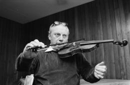 Isaac Stern in 1979