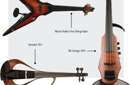 Ask Expert - Electric Violins