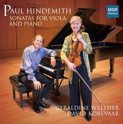 Paul H Sonatas for Viola and Piano
