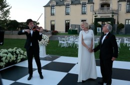 Joshua Bell in 'Royal Pains'