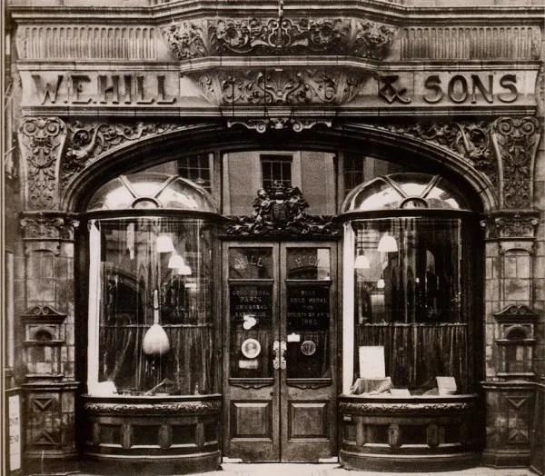 W.E. Hill & Sons