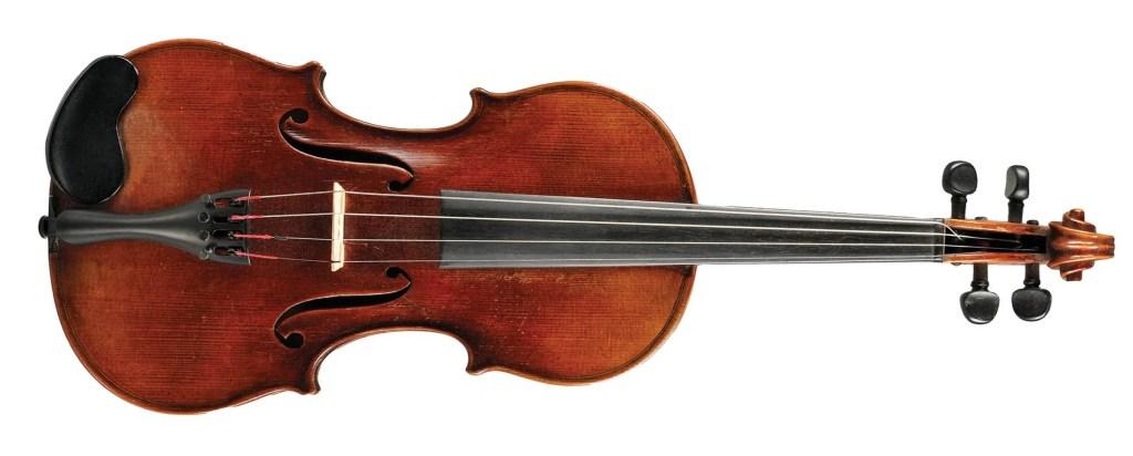 Ernst Heinrich Roth violin, c. 1930