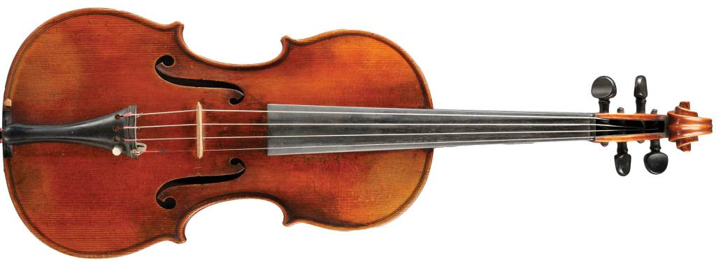 Paul Knorr violin, c. 1930
