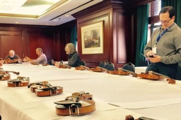 VSA Rare Violins Exhibit