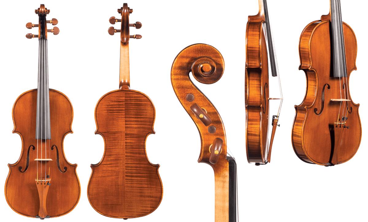 La Scala violin