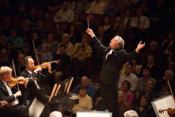 Michael Tilson Thomas conductor