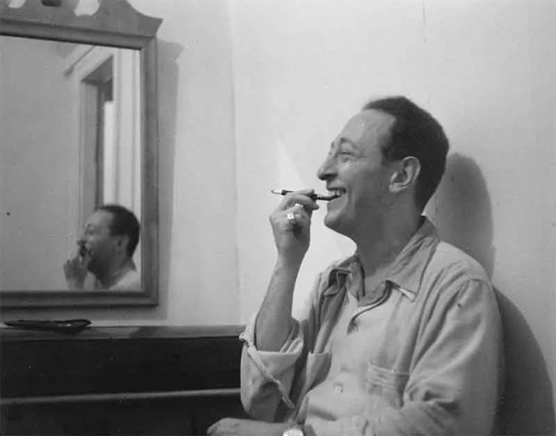 Jascha Heifetz. Photo © Library of Congress