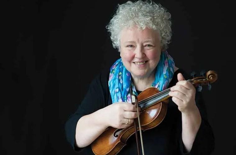 Violinist Monica Huggett on her studies of Nicola Matteis' 'Alla Fantasia'