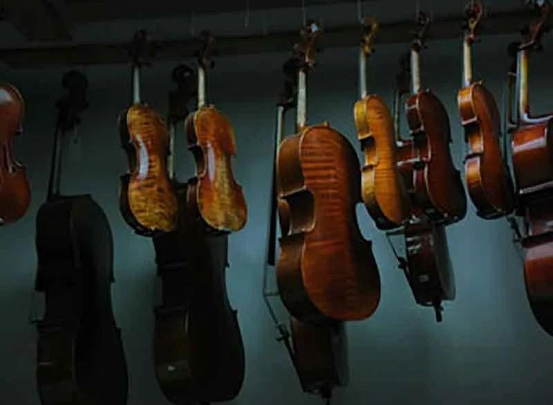Thomas Metzler Violin Shop,est. 1979