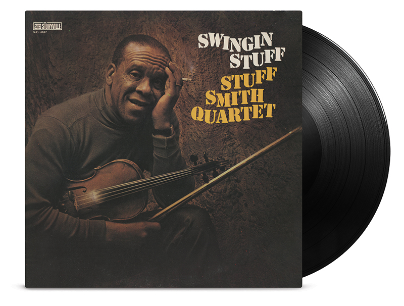 Stuff Smith's album Swingin' Stuff