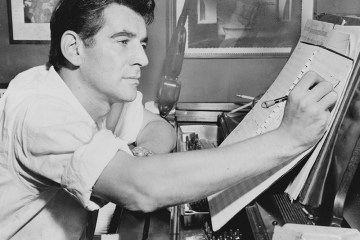 Celebrating composer-conductor's Leonard Bernstein's string works and unbridled loyalty to the music