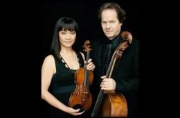 Mira Wang and Jan Vogler