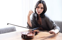 Violinist Lucia Micarelli discusses her eclectic career