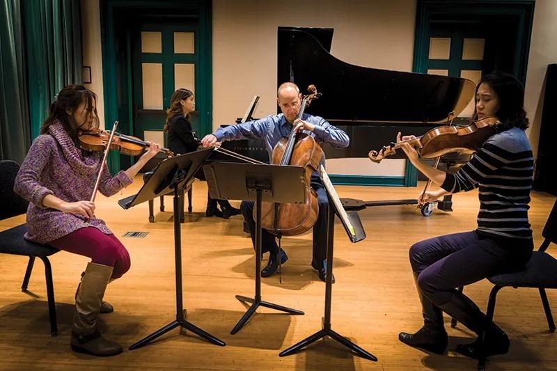 Peabody Chamber-Music Program