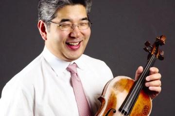 CJ Chang Principal Viola