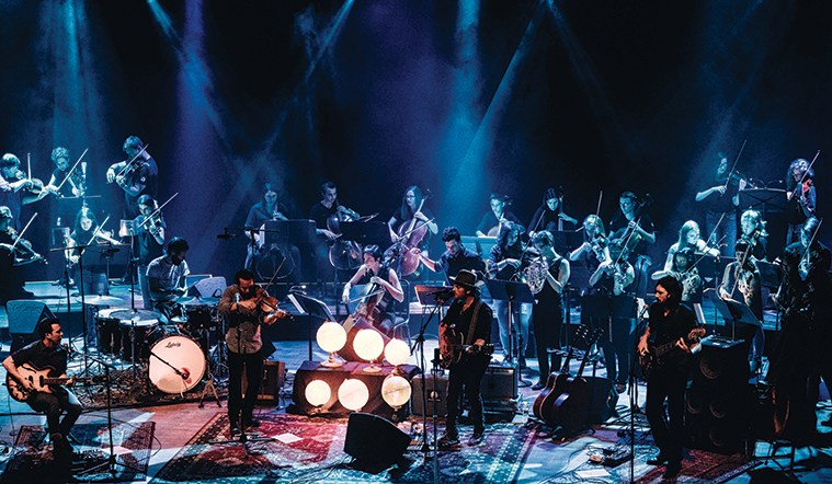 Maine Youth Rock Orchestra offers teens a look into a world of professional possibilities as a working musician