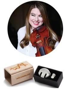 Lara St. John, violinist