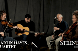 Martin Hayes Quartet - Strings Sessions