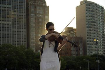 Ammie Brod violist