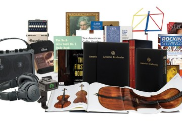 A few holiday gift suggestions for the string players in your life