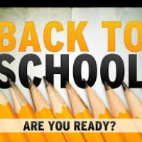 From Summer To Class: How To Ease Your Child Back Into School