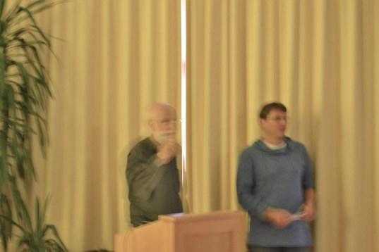 Georg W. Reinberg und Dirk Scharmer