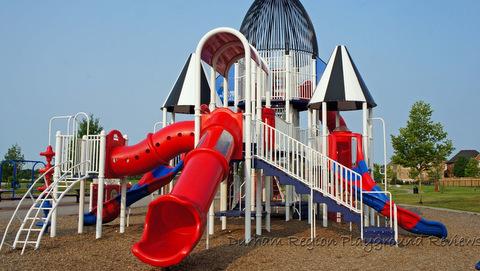 Baycliffe-park-rocketship-playground