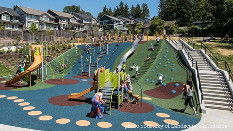 Canadas Coolest Playgrounds From Coast To Coast StrollerParking - 15 of the worlds coolest playgrounds