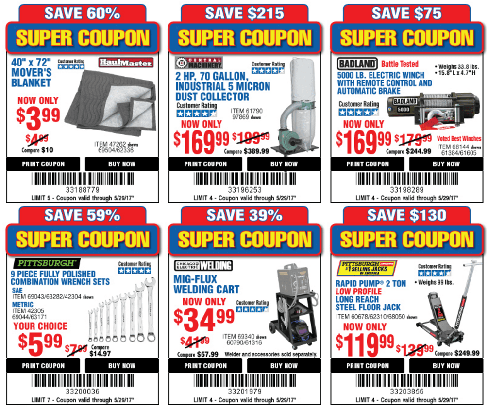 Super one coupon code