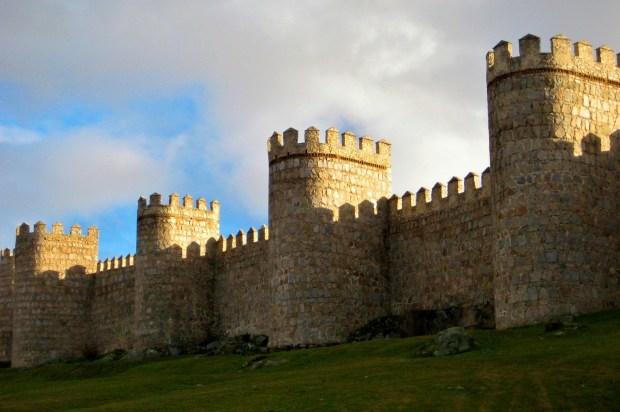 Avila, Spain, Espana