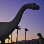 palm springs, cabazon, dinosaurs