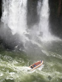 Iguazu Falls Speedboat, Argentina