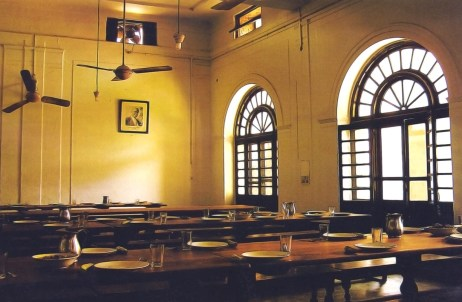 Dining Hall-St.StephensCollege