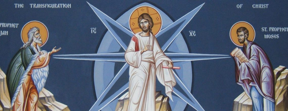 Homily on the Transfiguration of Christ