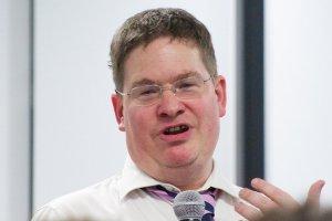 Stuart Bruce international PR adviser and trainer