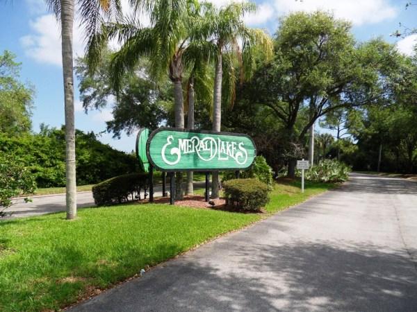 Emerald Lakes Townhome Stuart FL