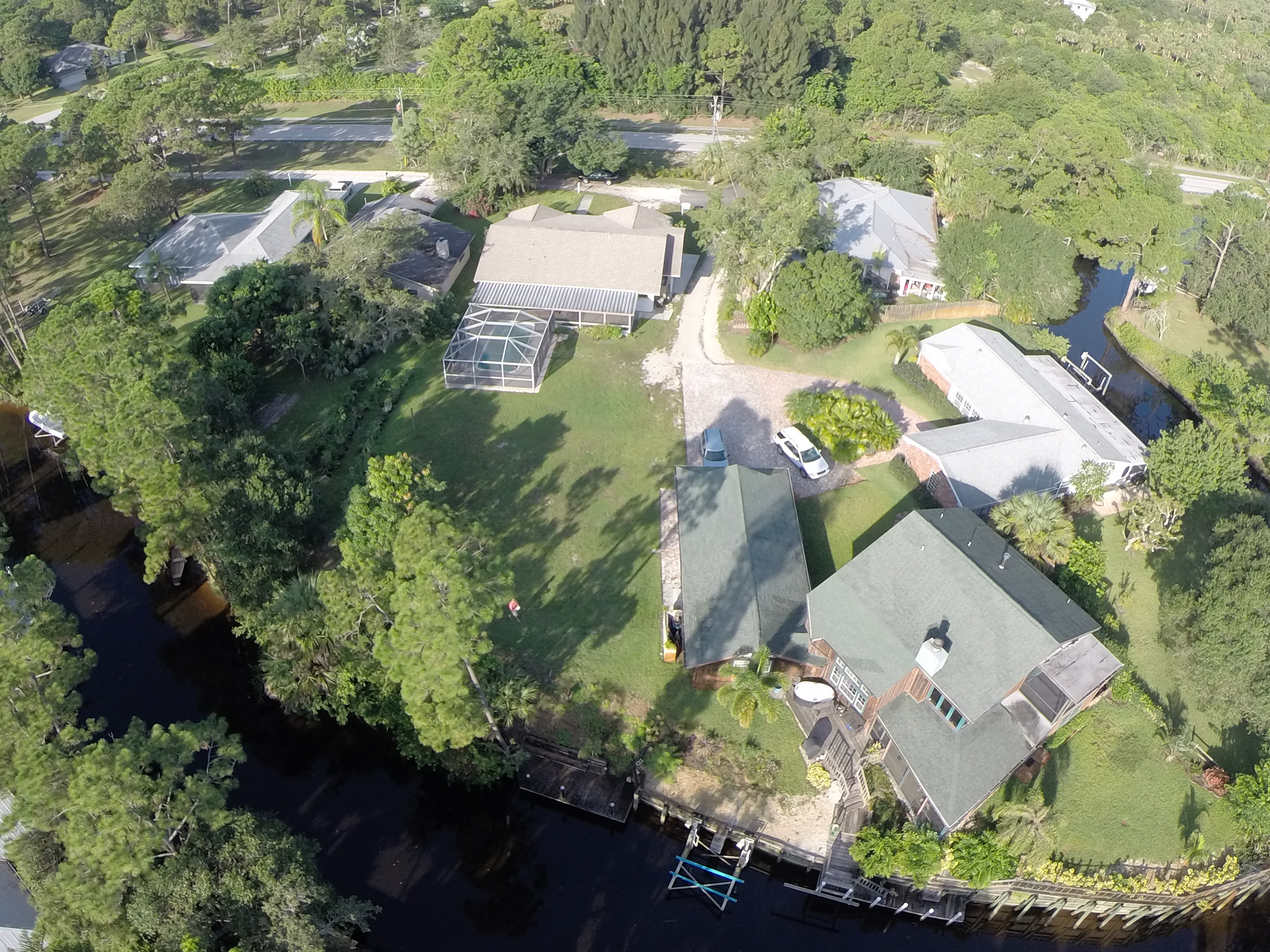 homes sale waterfront with ocean access stuart