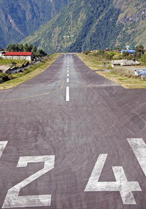 Ama Dablam Rewind –  The Lukla Flying Experience