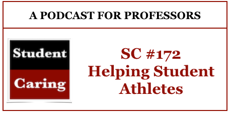 Helping Student Athletes   Student Caring